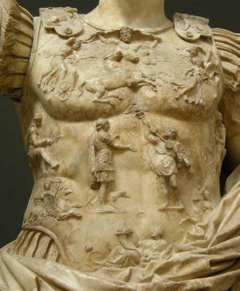 augusto di prima porta roma prima porta statua di augusto