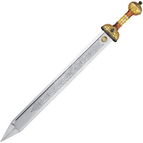 julius caesar sword gold julius caesar sword sg212 from collectibles