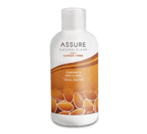 What To Do Assure Detox by Vestige Assure Clear Cleanser Toner