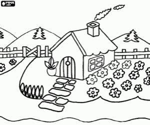 country house coloring pages houses coloring pages printable games