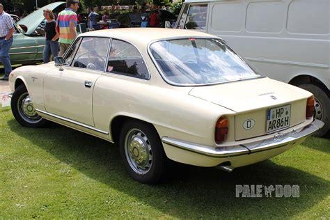 1960s alfa romeo 1966 alfa romeo 2600 sprint rear view 1960s paledog