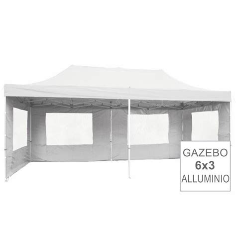 gazebo per mercatini gazebo pieghevole professionale in alluminio per mercatini