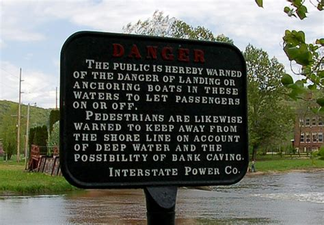 Mills Gets A Warning by Althouse Gays Mills Wisconsin