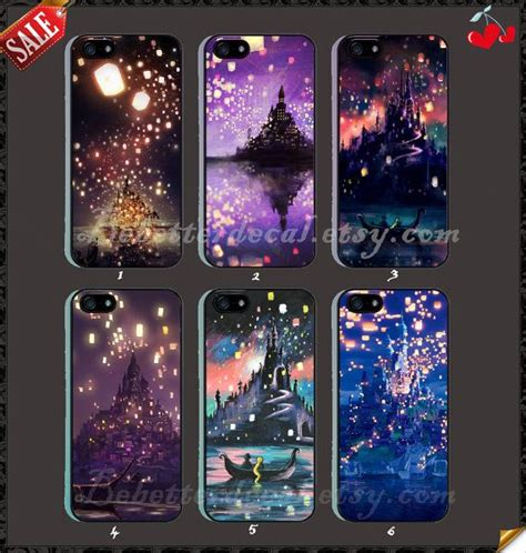 Iphone Iphone 5s Disney Castle Lights Cover disney tangled light best friend iphone 5 by bebetterdecal i want disney