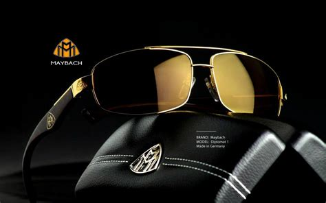 maybach automobile manufacturer the fanciest sunglasses in the world viewkick