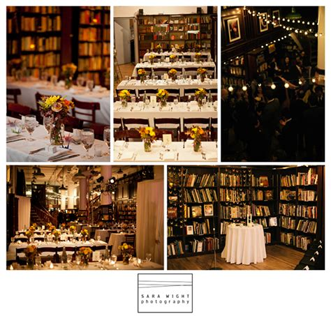 housing works nyc housing works bookstore cafe wedding venue new york ny sara wight photography