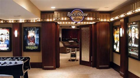 home theater doors  home theater contemporary double