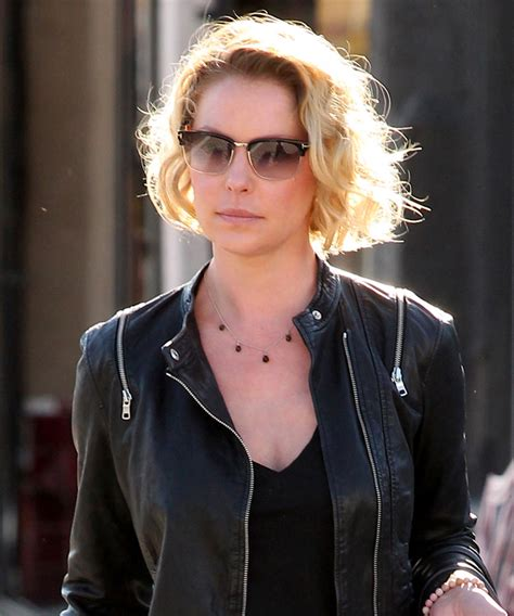 katherine heigl  chopped  hair   pixie