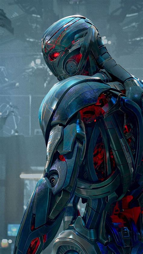 wallpaper iphone 5 avengers download ultron avengers age of ultron 1080 x 1920