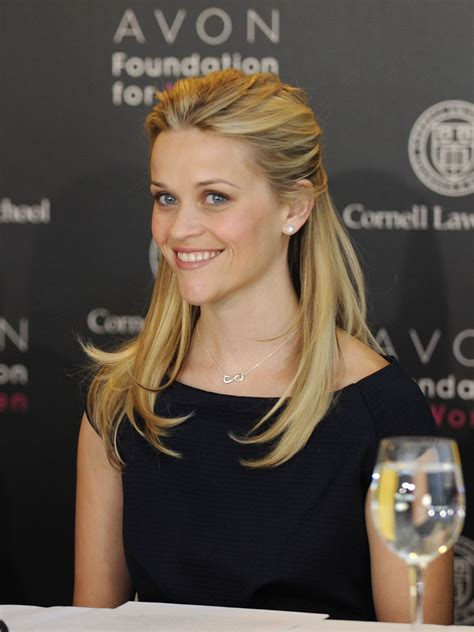 Reese Witherspoon Is An Avon by Reese Witherspoon In Avon Ambassador Reese Witherspoon