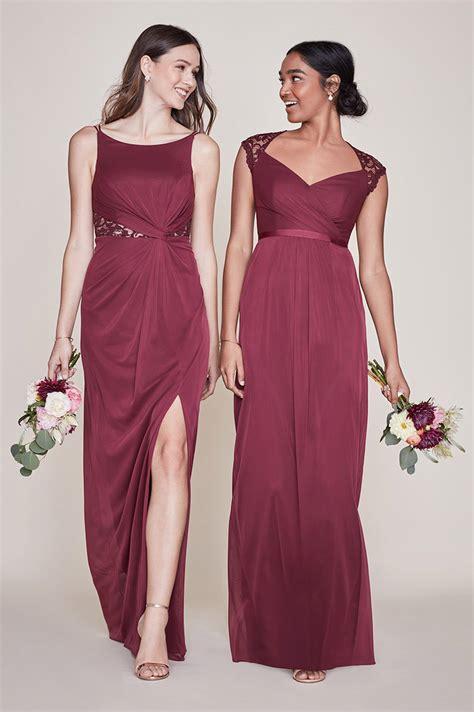 davids bridal bridesmaid dress colors mismatched bridesmaid dress styles colors david s bridal