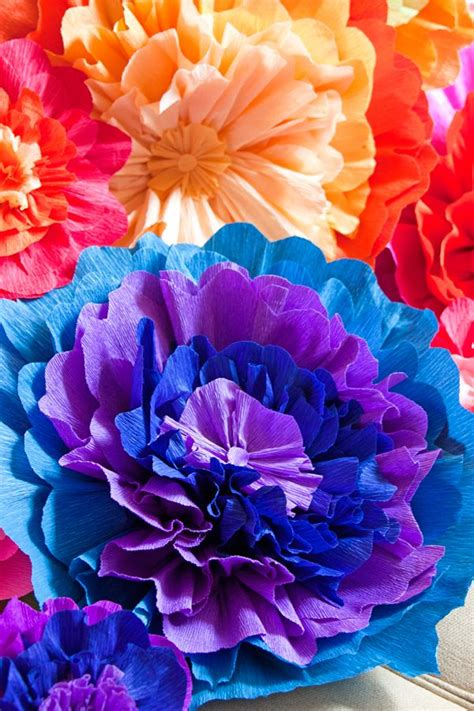 How To Make A Mexican Flower Out Of Tissue Paper - 85 best images about south of the border on