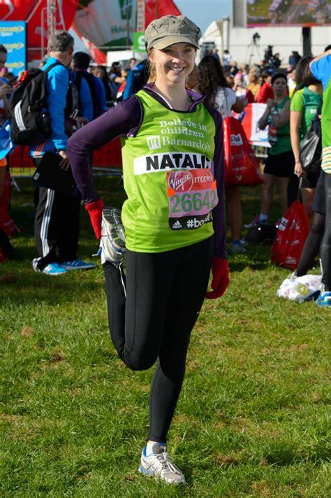 Natalie Dormer Marathon Natalie Dormer Money Marathon April 2014