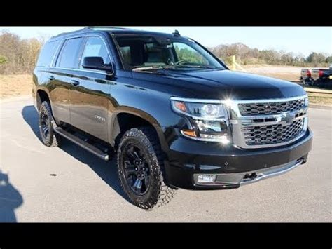 2018 chevy 4x4 2018 chevy tahoe lt z71 4x4 quot midnight quot edition at wilson