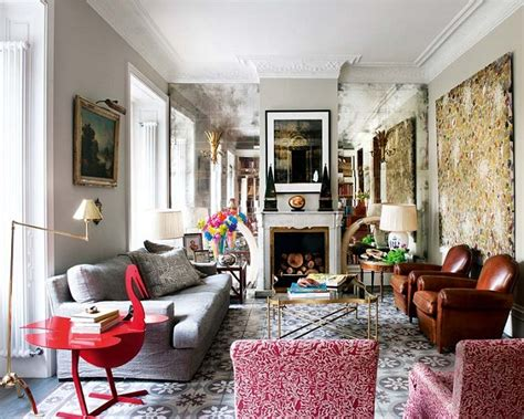 eclectic mix in madrid home 171 interior design files