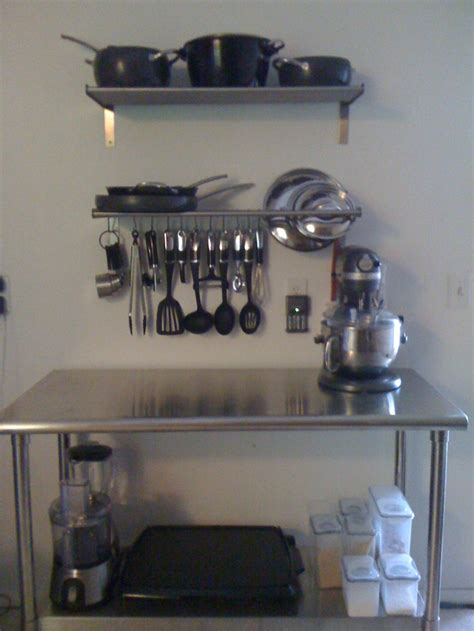 stainless steel prep table costco 25 best ideas about stainless steel prep table on