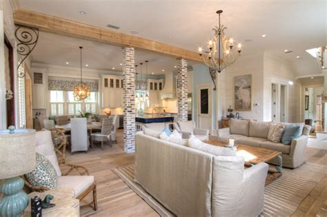 water color vacation home style family