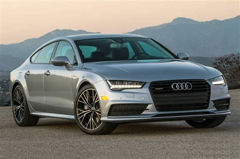 audi a7 used 2017 audi a7 sedan pricing for sale edmunds