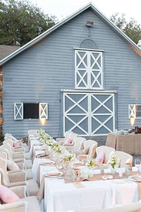 Country Chic Wedding Decor by Wedding Inspiration Modern Country Chic Pretty Happy