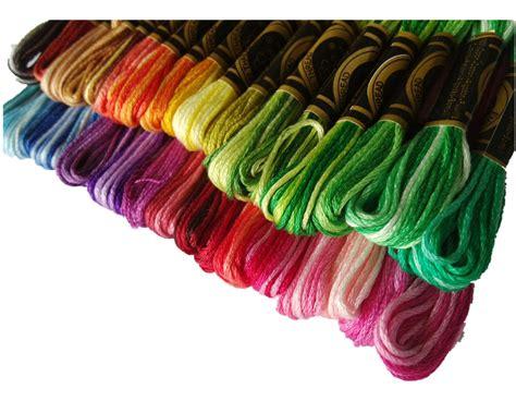 yarn color chart variegated free shipping similar dmc color variation variegated