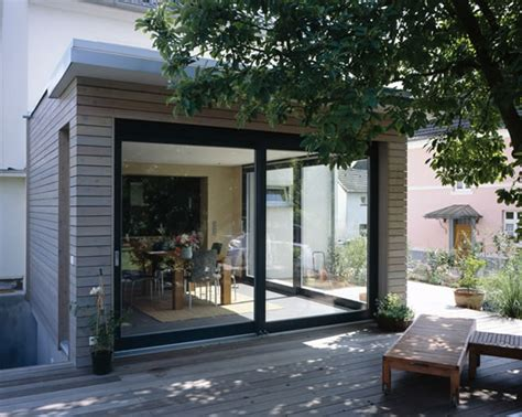 haus veranda anbau hupperich niedner siebert architekten bad honnef