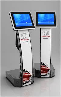 Mesin Nomor Antrian mesin antrian touchscreen dengan media kiosk toko mesin
