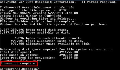 format hard disk dos command 3 ways to ntfs formatted usb format