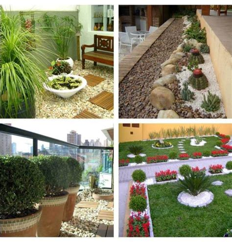garden design ideas with pebbles home design garden