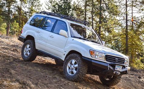 1996 land cruiser lifted just differentials releases suspension kit for land