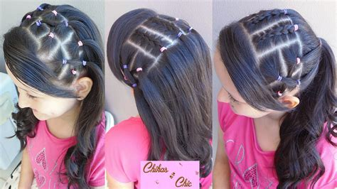 elastic hair band hairstyles hairstyles with rubber bands fade haircut