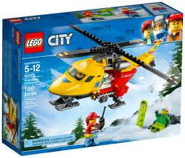 Lego City 60179 Ambulance Helicopter lego city 60179 pas cher ambulance helicopter