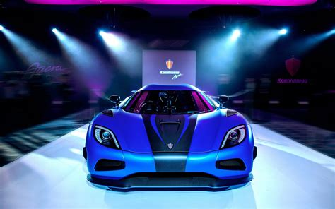 koenigsegg car blue koenigsegg agera blue supercar wallpaper cars