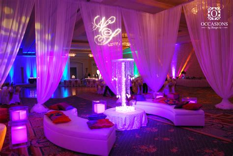 Lounge Decorations by Tent Decorations Draperies Cabanas Occasions By