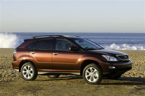 vsc lexus rx 350 2009 lexus rx 350 conceptcarz