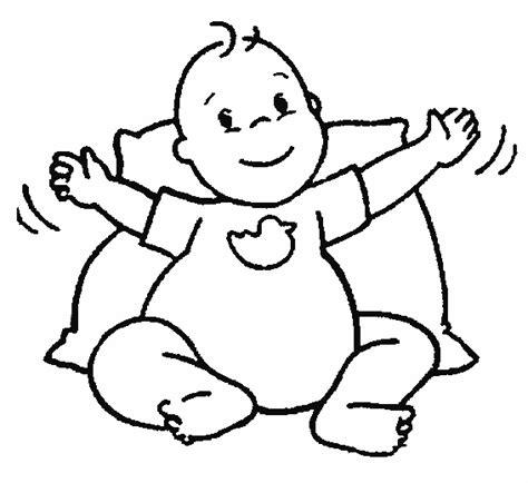 imagenes para colorear baby shower dise 241 os para bautizo o baby shower angeles manualidades
