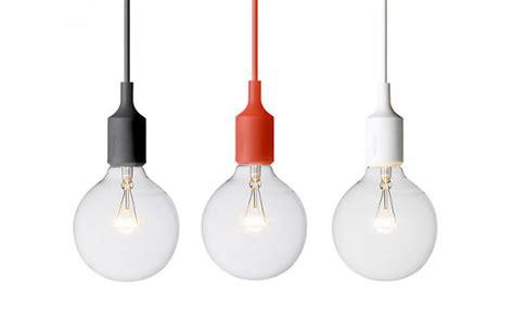pendant light bulb e27 pendant light design within reach