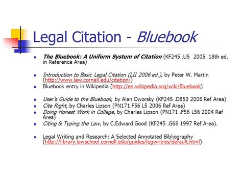 footnote format bluebook how to cite a book legal gallery how to guide and refrence