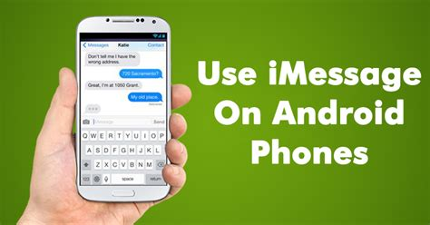Can Android Use Imessage here s how you can use imessage on android phones
