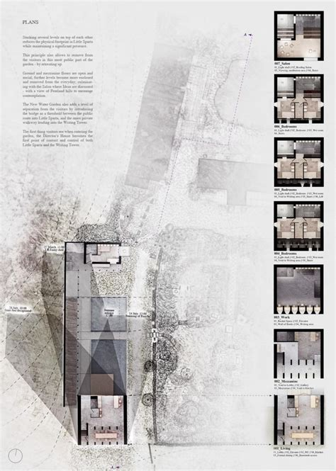 architectural layouts 239 best images about rendered plans on pinterest