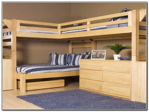 bunk bed with desk plans full loft bed with desk plans download page home design