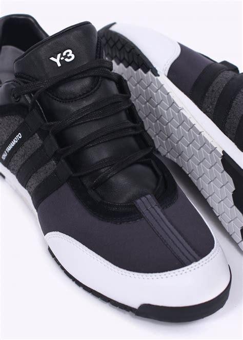 Sepatu Premium Adidas Y3 Yohji Yamamoto y3 adidas yohji yamamoto boxing trainers black