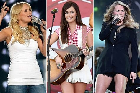 Singers Wardrobe by Who Should Win Vocalist Of The Year At The 2014 Cmas