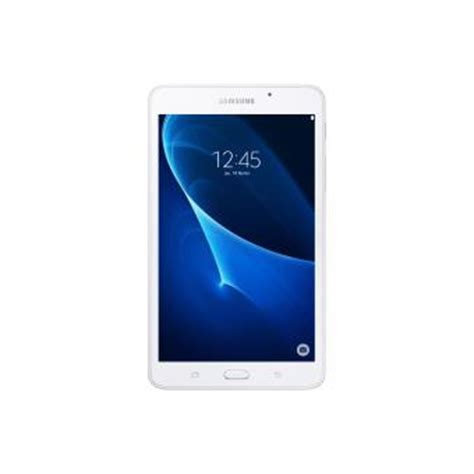 Samsung Tab A6 4g tablette samsung galaxy tab a6 7 quot 8 go 4g blanc fnac be touch tablet