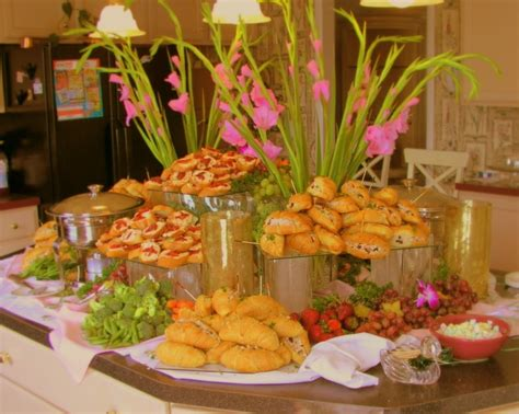 Appetizers For Wedding Reception Ideas by Wedding Appetizer Buffet Edwina S Wedding Reception