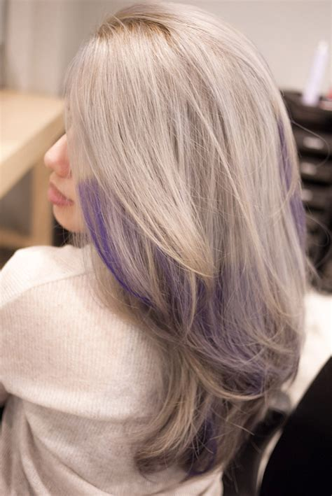 pictures of highlights in gray hair 2017 hair highlights for grey hair new hair color ideas