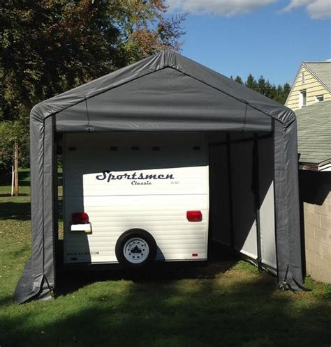12 wx35 lx11 h square max strength portable garage
