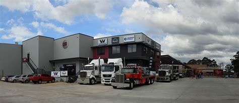 volvo trucks australia office sydney truck centre open for business truck