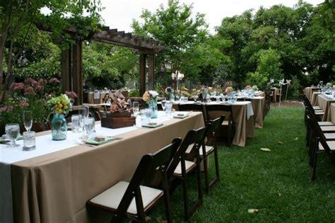 very small backyard wedding d 233 coration mariage ch 234 tre plus de 50 id 233 es originales