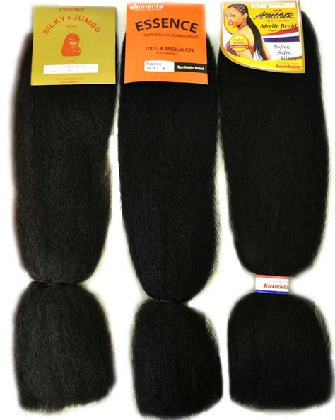 kanekalon hair kanekalon braid hair synthetic color braid hair