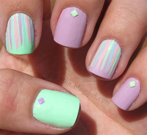pastel color nails 23 best pastel color nails images on nail